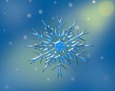 Free Snowflake Stock Photos - 17520333