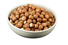 Free Hazelnuts Stock Photography - 17521362