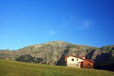 Free Mountain Hut Stock Photos - 17521663