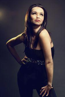 Free Beautiful Brunette Woman Stock Photo - 17523000