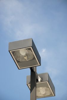 Free Road Lamp Stock Image - 17523321