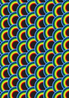 Free Color Round Stock Photo - 17523380