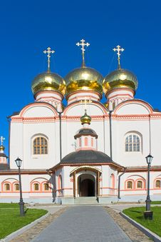 Iver Cathedral Stock Photography