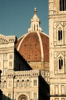 Free The Dome Of Florence, Italy Stock Image - 17526241