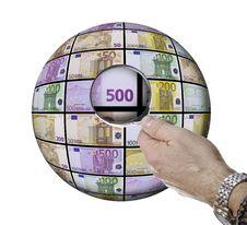 Money, Money, Money Stock Photo