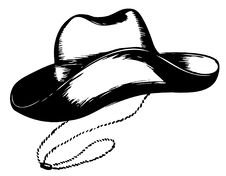 Free Cowboy Hat Royalty Free Stock Image - 17528706