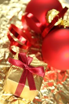 Free Christmas Background Stock Photo - 17528740
