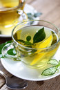 Free Green Tea Stock Image - 17535261