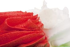 Decoration Cake Royalty Free Stock Image