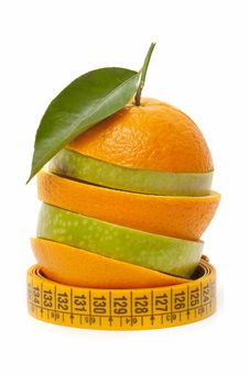 Free Diet Fruit Royalty Free Stock Photo - 17531535