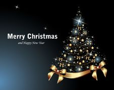 Free Christmas Tree Stock Photography - 17531652