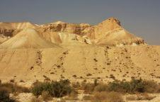 Free Negev Desert, Israel Stock Image - 17531871