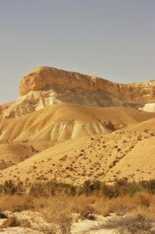 Free Negev Desert, Israel Royalty Free Stock Photos - 17531908
