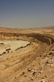 Free Negev Desert, Israel Stock Photo - 17531970