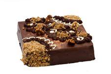 Free Chocolate Pie Stock Image - 17532361