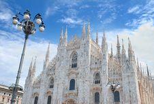 Duomo. Stock Photography