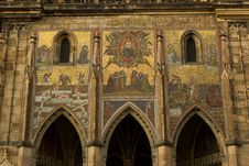 St Vitus Cathedral Stock Image
