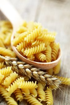 Free Pasta Stock Photography - 17535422