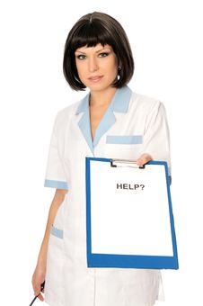 Free Medical Help Stock Photography - 17535542