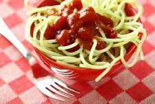 Free Spaghetti Stock Images - 17536174