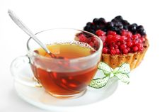 Free Tea Royalty Free Stock Images - 17536449