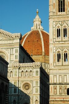 Free The Dome Of Florence, Italy Stock Image - 17536761