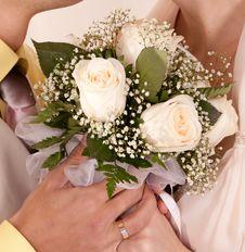 Free Wedding Flowers Stock Image - 17537791