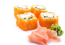 Free Sushi Royalty Free Stock Photography - 17538247