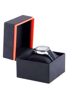 Free Watches In A Box Stock Photography - 17538532