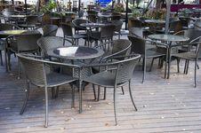 Free Street Cafe Royalty Free Stock Photo - 17538685