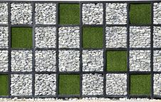 Free Modern Stone Wall.different Format. Royalty Free Stock Image - 17539046