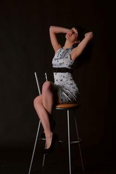 Free Pretty Brunette Stock Photo - 17539100
