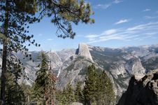 Free Half Dome Yosemite Stock Images - 17539274