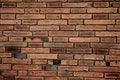 Free Dark Brown Old Brick Pattern Texture Royalty Free Stock Photos - 17541848