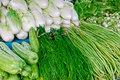 Free Variety Of Fresh Vegetables In Market Royalty Free Stock Photos - 17543548