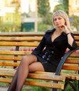 Free Gorgeous Urban Girl Outdoor Portrait Stock Photos - 17544553