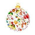 Free Decorated Christmas Card Stock Photos - 17549183