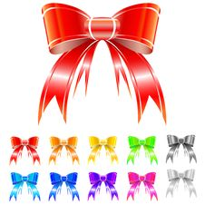 Free Ribbon Royalty Free Stock Image - 17540366