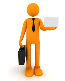Free Businessman Royalty Free Stock Image - 17543106