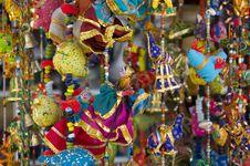 Free Oriantal Christmas Ornament Royalty Free Stock Image - 17544036
