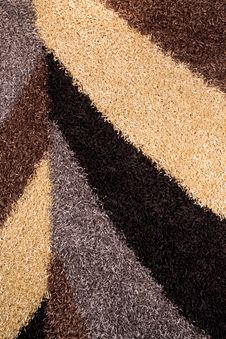 Free Abstract Shapes Wool Carpet Texture Royalty Free Stock Photos - 17544588