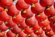 Free Chinese Lantern Royalty Free Stock Photos - 17545548