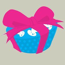 Free Bunny Gift Stock Photo - 17546640