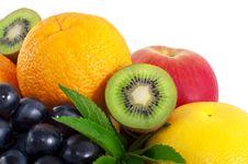 Free Fruits Royalty Free Stock Photos - 17546868
