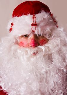 Free Santa Claus Royalty Free Stock Photo - 17547125