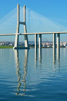 Free View Of Lisbon S Nations Park And Stock Photography - 17547302