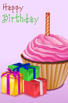 Free Happy Birthday Stock Images - 17548594
