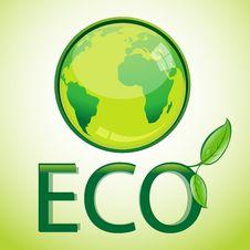 Free Eco Globe Stock Image - 17549111