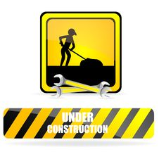 Free Under Construction Stock Images - 17549204