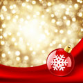 Free Christmas Shiny Ball Stock Photos - 17550713